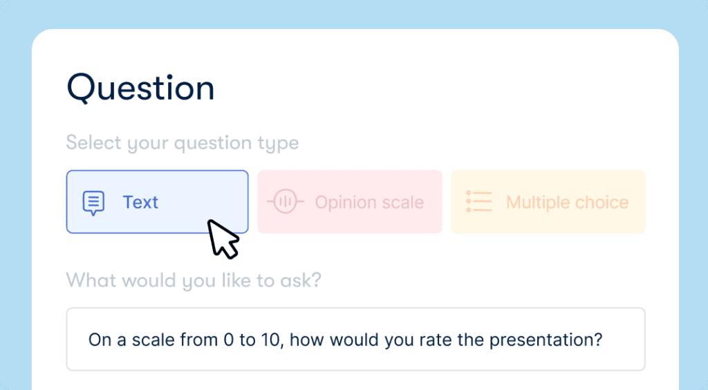 Screenshot of Officevibe's Custom Poll