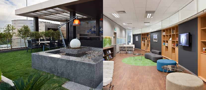 The Suzlon One Earth corporate campus was Space Matrix's first big sustainability project, followed by Vestas Singapore