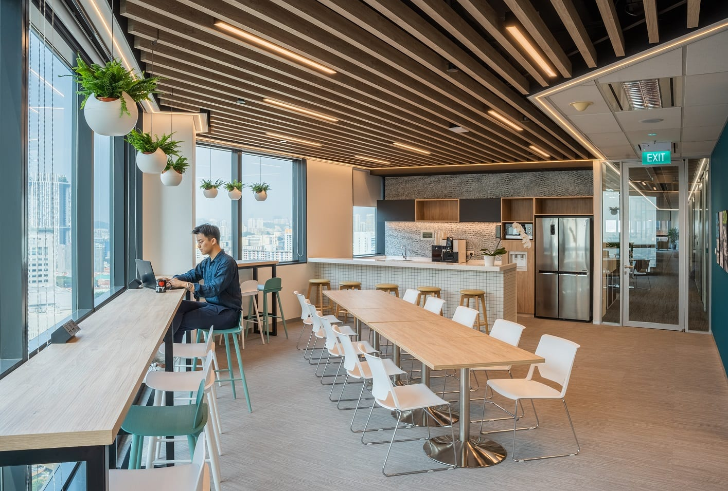 Post-pandemic workplace design should give people control over their environment